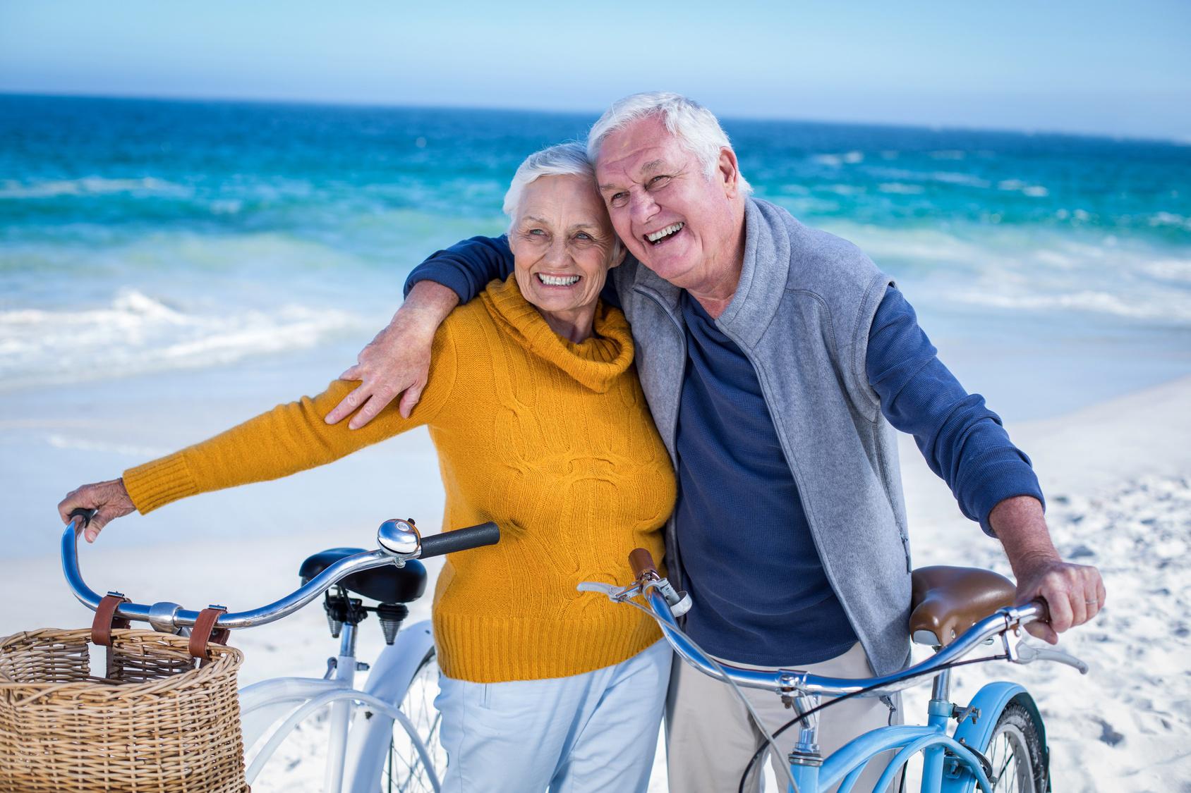 Generation 65 Plus I Im Alter in der Welt zuhause