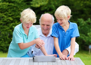 Coding for Kids & Seniors